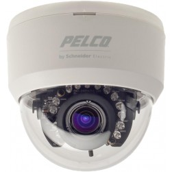 Pelco FD1-IRF4-4 540TVL Indoor IR Dome Camera, 3.6mm, NTSC