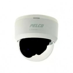 Pelco FD2-DV10-6 650TVL True Day/Night, ICR Switch Dome Camera, 2.8-10.5mm, NTSC