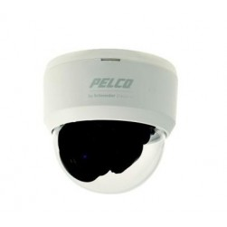 Pelco FD2-DWV10-6 650TVL True Day/Night, WDR Dome Camera, 2.8-10.5mm, NTSC