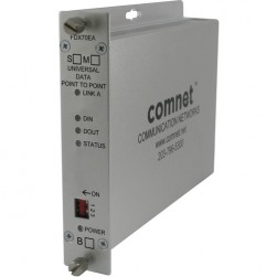 """Comnet FDX70EAS1 Universal Data Point To Point """"A"""" End 1 Fiber SM"""