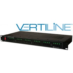 Altronix VertiLine24C 24 Output Rack Mount Power Supply, 10 Amp, Fuse