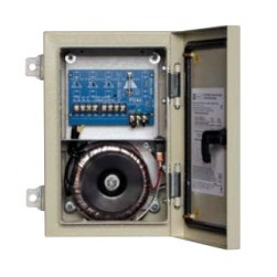 Altronix WPTV244300UL 4 Output Outdoor-rated Power Supply, 24/28 VAC @ 12.5/10.0 Amp PTC & Fuse Protected, NEMA 4/IP 65 Cabinet, UL Listed