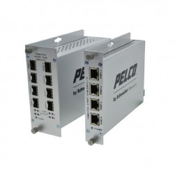 Pelco FUMS-GFX8 8 Port Unmanaged Ethernet Switch