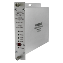 Comnet FVT10D1EM/24vac Video Transmitter/Data Transceiver