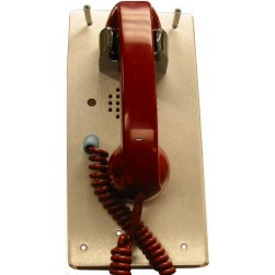 Alpha GS921 Handset Station 1 Call Type