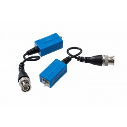 GEM HDB-RJPT2 1080p High Performance Video Balun with 2 Pigtail to Screw Terminal