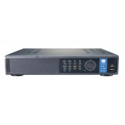 CNB HDF1212E 4-CH H.264 DVR, Smart Phone Compatible, No HDD