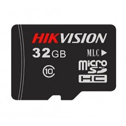Hikvision HS-TF-H1I-32G MicroSD Cards for Surveillance, 32GB