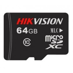Hikvision HS-TF-H1I(STD)-64G Video Surveillance Micro SD Card, 64GB