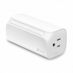 TP-Link HS107 Smart Wi-Fi Plug with 2-Outlets