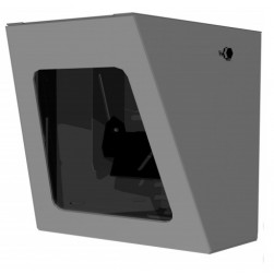 Pelco HS1501 High Security Indoor Corner Mount Enclosure