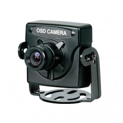 Speco HTINT40T HD-TVI Intensifier T Indoor Miniature Board Camera with True WDR, 3.6mm Lens