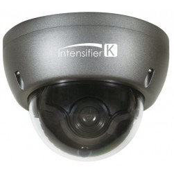 Speco HTINT59K 1000 TVL Analog Indoor/Outdoor Vandal Resistant Dome Camera, 2.8-12mm Lens