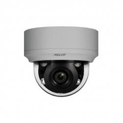 Pelco IME129-1RS 1.3 Megapixel Network Outdoor IR Dome Camera, 3-9mm Lens