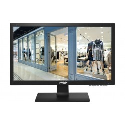 "InVid IMHD-22HVB 21.5""Full HD 1920 x 1080 LED Monitor HDMI, VGA, Looping BNC Inputs & Outputs"