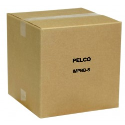 Pelco IMPBB-S Surface Mount Back Box for Sarix IMP Indoor Mini Dome