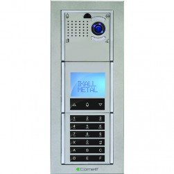 Comelit IMVDF-IP EZ-Pack Video Digital Keypad Entry Panel Kit Flush