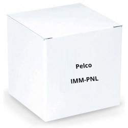 Pelco IMM-PNL Metal Ceiling Panel For IMM Series In-ceiling Mount 2 x 2 ft., White