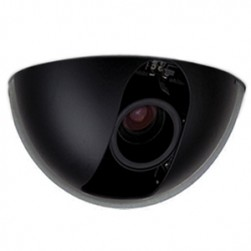 Pelco IP110-LD Outdoor Dome Bubble for IP110 Camclosure Dome Camera, Smoked