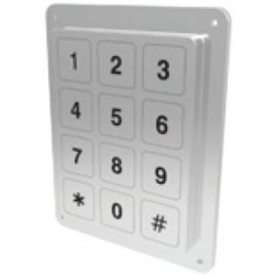 Alpha IPACKEY Keypad Option for IPAC Master