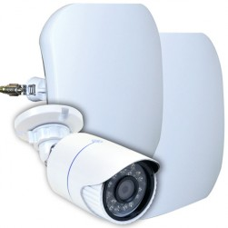 Cantek CT-IPC58D454 Wireless 2MP Outdoor Network Bullet Camera