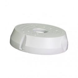 InVid IPM-JB2 Junction Box for Paramont Series Cameras, White