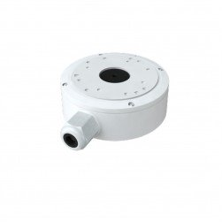 InVid IPM-JB4 Paramount Junction Box for Bullet Camera, White