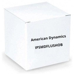 American Dynamics IPSMDFLUSHOB Illustra Pro Series Flush Mount Kit