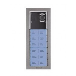 Comelit IVDF EZ-Pack Video Digital Keypad Entry Panel Kit (Flush)
