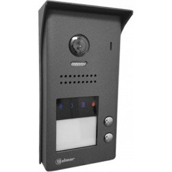 Alpha JAZZ-2 2 Button Video Door Panels for GB2 System