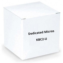 Dedicated Micros KBC2-U Joystick Keyboard for Gen3 Products