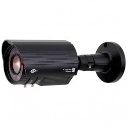 KT&C KPC-LP751NU Outdoor IR 100ft License Plate Camera, up to 50mph