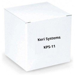 Keri Systems KPS-11 Power Supply, 12VDC, 10 Amp, Battery Ready