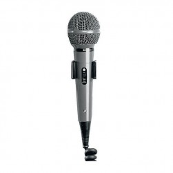 Bosch LBB9099-10 Handheld Dynamic Microphone with Lockable 5-pin DIN Connector