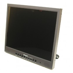 Ikegami LCM-151 15-inch High Resolution LCD Monitor