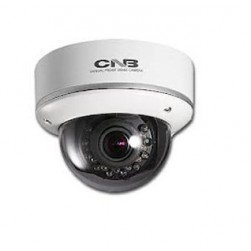 CNB LCB-24VFH 2G Blue-i Outdoor IR Vandal Dome w/Heater, 2.8-10.5mm