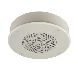 "Louroe Electronics LE-555 4"" Speakerphone, Ceiling Mount Surface - Replacement for LE-114"