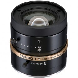 Tamron M23FM08 6-Megapixel Machine Vision Fixed Lens, 8mm