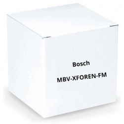 Bosch MBV-XFOREN-FM BVMS Forensic Search Expansion Free Maintenance