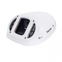 Vivotek MD8564-EHF6 2 MP Network IR Outdoor Dome Camera 6mm Lens