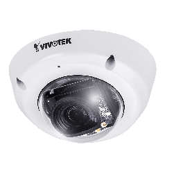 Vivotek MD8565-NF2 2 MP Mobile Dome Network Camera 2.8mm Lens