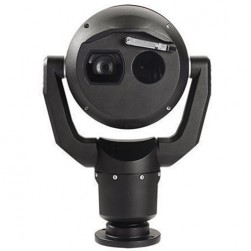 Bosch MIC-9502-Z30BQS 2 Megapixel Network Outdoor Thermal PTZ Camera, 30X Lens, Black