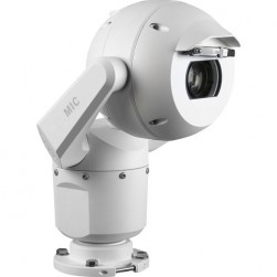 Bosch MIC-7502-Z30W 2 Megapixel Network Outdoor PTZ Camera, 30X Lens, White