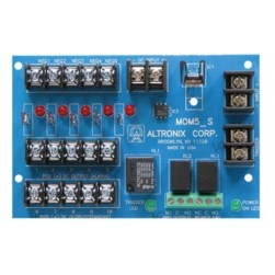 Altronix MOM5 5 Output Access Control Power Distribution Module
