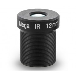 """Arecont Vision MPM12.0A 12mm, 1/2.5"""", F1.6 M12-mount, Fixed iris, IR Corrected Lens"""