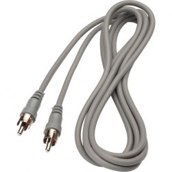 Bogen MRCA6 RCA Male to RCA Male Audio Cable - 6 Feet