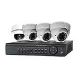 MVP4KIT - 4 Camera Video Surveillance Kit