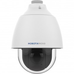 Mobotix Mx-SD1A-330 3 Megapixel Outdoor PTZ Network Dome Camera with Heater, 30x Lens