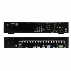 Speco N32NS8TB 32 Channel 4K H.265 Network Video Recorder, 8TB