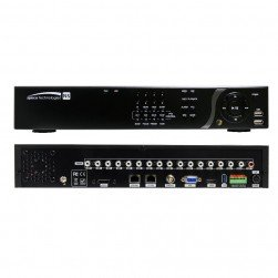 Speco N32NS24TB 32 Channel 4K H.265 Network Video Recorder, 24TB